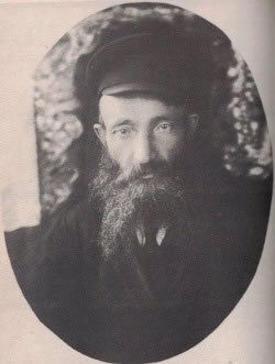 Rabbi Yaakov Paltiel, uncle of the author