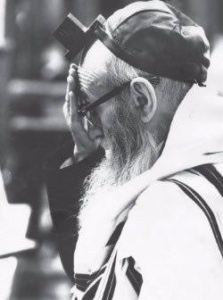 Dovber (Berel) Paltiel, père de l'auteur