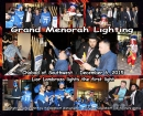 Chabad of Southwest Menorah Lighting, 24 Kislev 5776