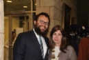 Rabbi Dovid and Goldie Tiechtel