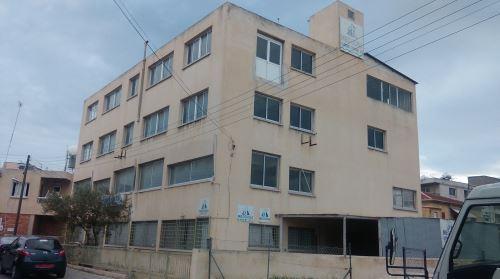 המבנה שנרכש עבור הקהילה היהודית בלרנקה