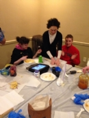 Purim-Hamentash making