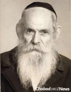 "Rabbi Shlomo Chaim Kesselman was a ""mashpia,"" a mentor and teacher of Chassidus, par excellence. (Photo: ""HaMashpia"")"