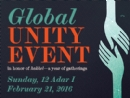 Evening of Global Unity