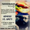 Genesis Vs GMO's