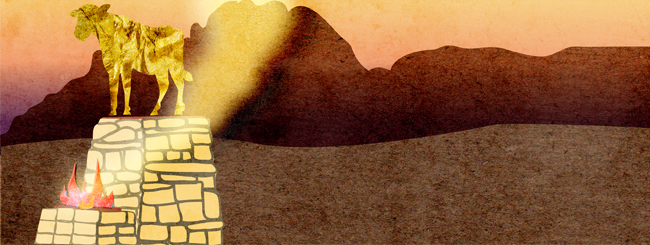 כי תשא: סיכום פרשת כי תשא: בני ישראל יוצרים את עגל הזהב