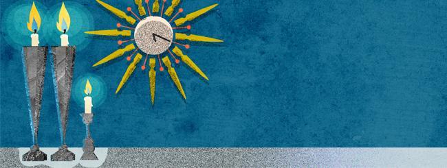 Mitsvas & Traditions: Pourquoi allume-t-on les bougies de Chabbat 18 minutes avant le coucher du soleil?