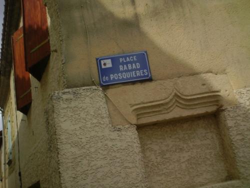 """רחוב ראב""""ד בעיר וורט (לשעבר: פושקירה) בה התגורר הראב""""ד. צילום: הבלוג akhsahcaleb"""