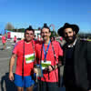 U.S. Ambassador Tops Off Tel Aviv Marathon Run With Tefillin