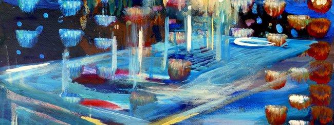 Vayakhel Art: Shabbat: A Vessel of Blessing