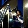 Reno lights giant menorah to begin Hanukkah celebration