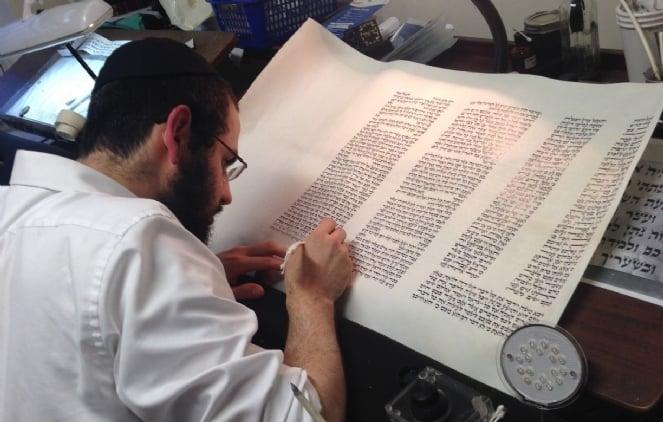 Slide #4 Sofer Writing Torah (2).jpg