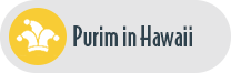 Purim in Hawaii