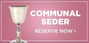 Communal Seder