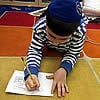 Day-School Kids Help Public-School Peers Have a Happy Purim