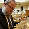 300-Year-Old Megillah Scroll to Highlight Maryland Purim
