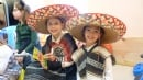 Purim around the World at Cheder Chabad Elementary Girls
