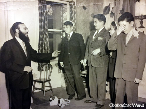 Edelman first served as principal and then dean of the Lubavitcher Yeshiva Academy for 65 years. The educational institution relocated from Springfield to nearby Longmeadow in the late 1970s.