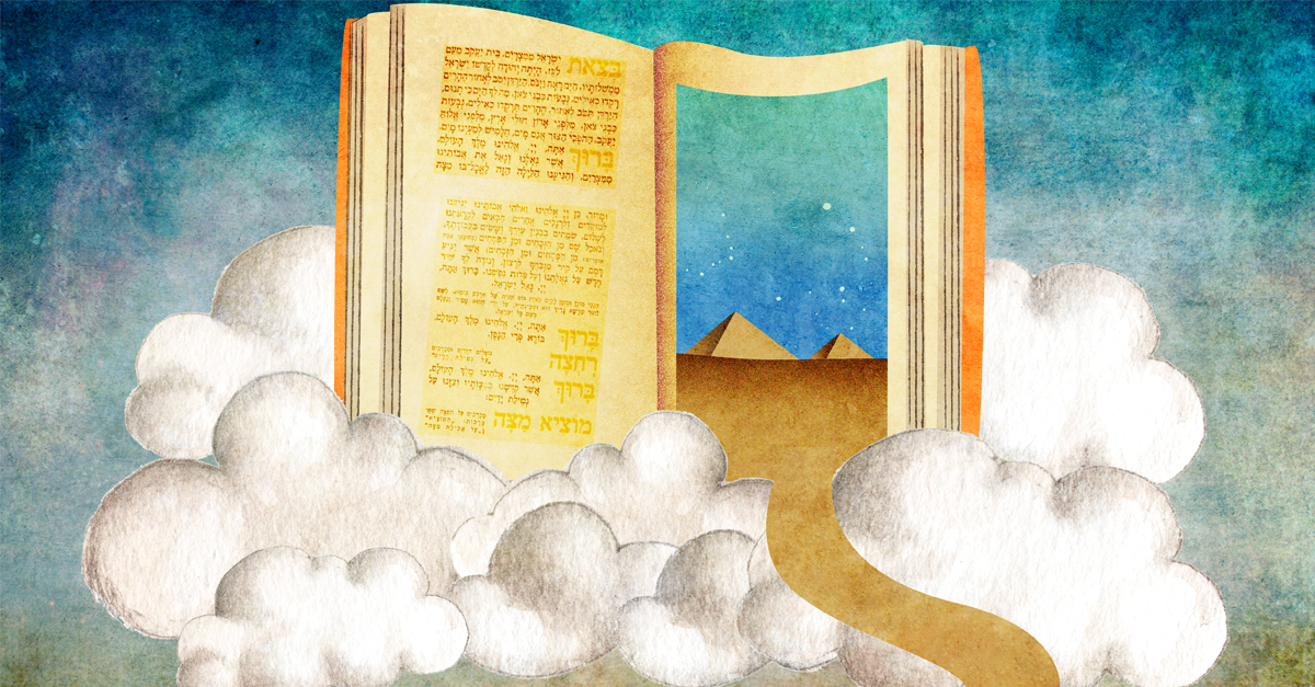 The Passover Story in a Nutshell - Passover