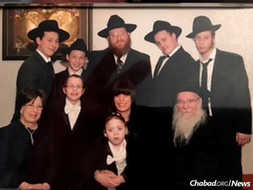 The Samuels family