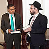 Jamaican Prime Minister Connects With Chabad