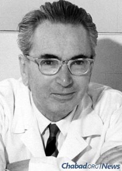 Dr. Viktor Frankl (Photo: Dr. Franz Vesely)