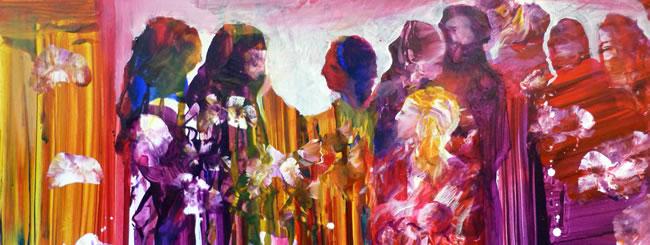Kedoshim Art: Love Your Fellow