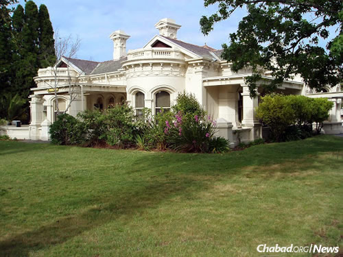 The majority of Australia's rabbis are graduates of the Yeshivah Gedolah of Melbourne, now located in a rambling mansion built in the 1880s that had once been the home of royalty. It also had ample study space and residential accommodation for students, a far cry from its humble beginnings 50 years ago.