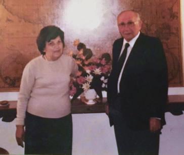 David Lubecki et son épouse, Ida Yehoudith
