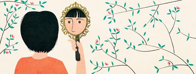 Уроки главы: Свет мой, зеркальце, лучше молчи