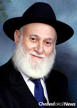 Rabbi Hillel Zaltzman