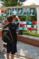 Binghamton University students remember 9/11