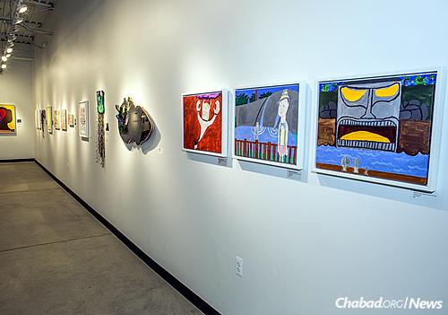 The Rissman Gallery (Photo: Brandon Schwartz)