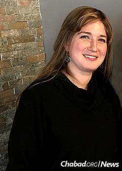 Dr. Sarah Kranz-Ciment, PT, DPT and project director for RCII