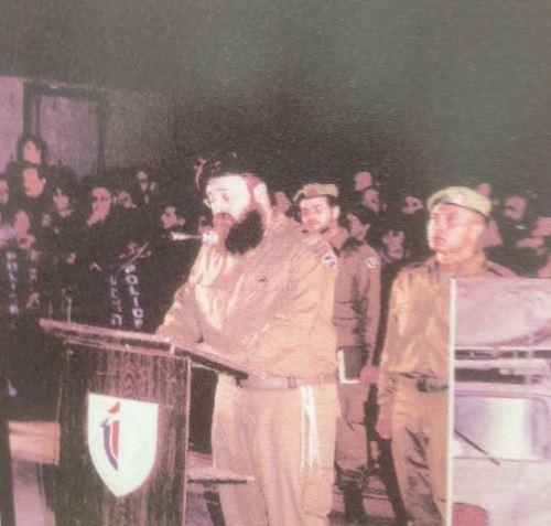 הרב ויזנר כרב צבאי