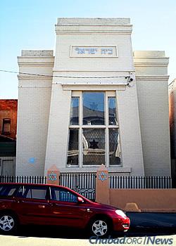 The historic Launceston Synagogue (Photo: Wikimedia Commons)
