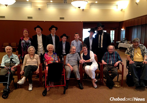 The program will continue in the fall with the oldest class at Maimonides Jewish Day School. The current participants graduated on June 15.