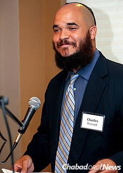 University Chaplain Rev. Charles L. Howard (Photo: Marc Smiler)