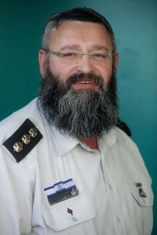 """הרב ויזנר, רב השב""""ס"""