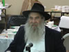 R' Moshe Wolberg Teaches a Sicha on Pesach