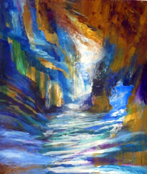"""""""The Well of Miriam"""" © Yoram Raanan"""