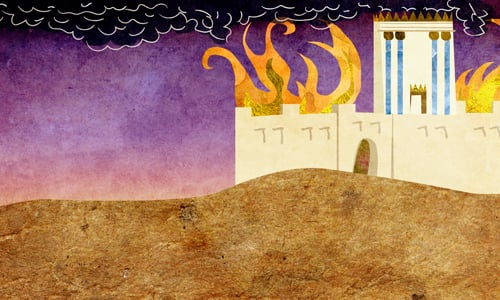 What Is Tisha B'Av? - Tisha B'Av and the 3 Weeks