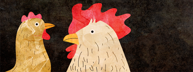 Аудио- и видеолекции по недельной главе: Курица из-за которой раскололась еврейская община Германии