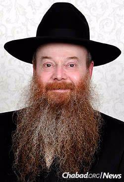 Rabbi Moshe Freedman