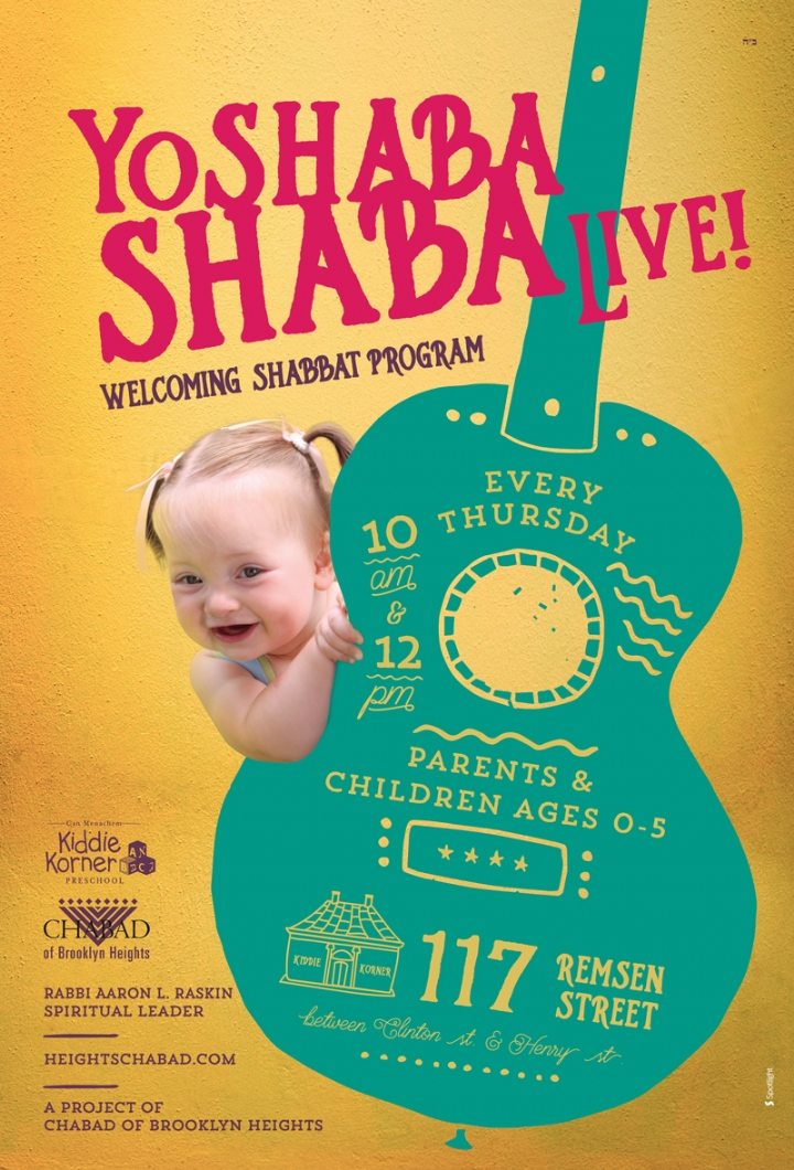 Yo Shaba Shaba Program - Welcoming Shabbat - Chabad of
