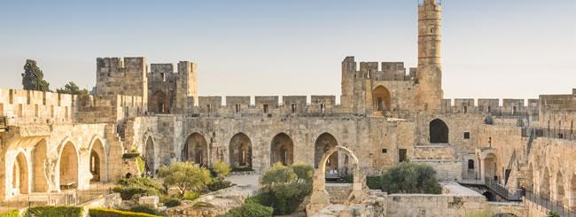 La première chute de Jérusalem