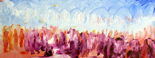Devarim Art: A Message of Hope
