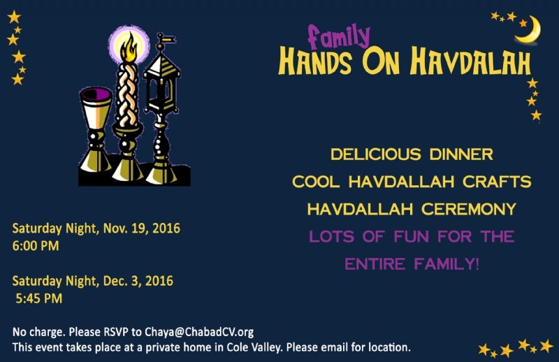 havdalah local families join for saturday evening havdallah events