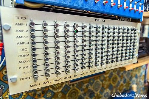 (Photo: Eliyahu Yosef Parypa/Chabad.org)