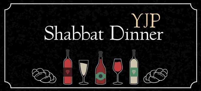 YJP - 2GO or 2STAY - SHABBAT DINNER